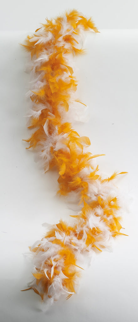 Two Tone Feather Boa - Various Colors - HalloweenCostumes4U.com - Accessories - 2