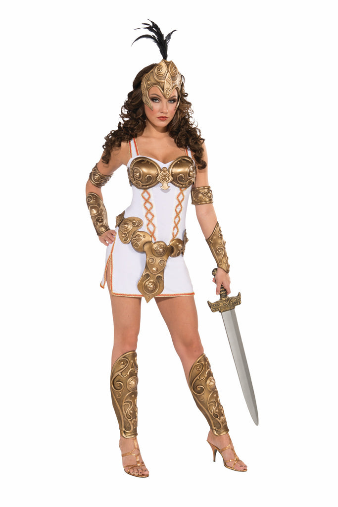 Costume-Warrior Woman-Standard - HalloweenCostumes4U.com - Costumes