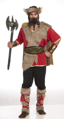 Costume-Viking King-Standard - HalloweenCostumes4U.com - Costumes