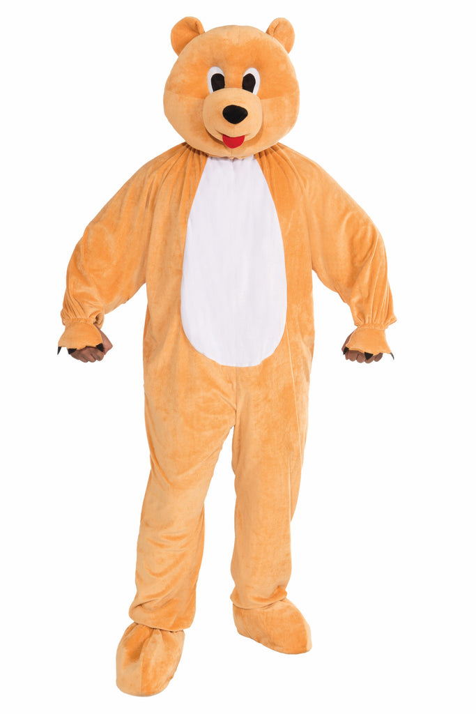 Promo - Mascot - Honey Bear