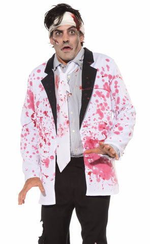Bloody Jacket - HalloweenCostumes4U.com - Adult Costumes