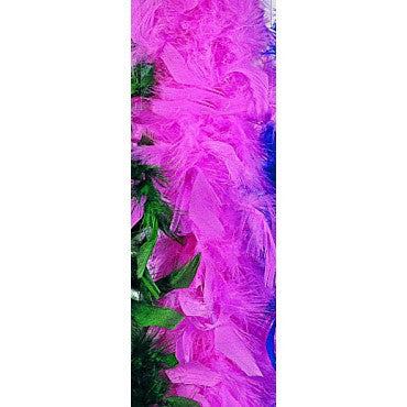Pink Feather Boa - HalloweenCostumes4U.com - Accessories