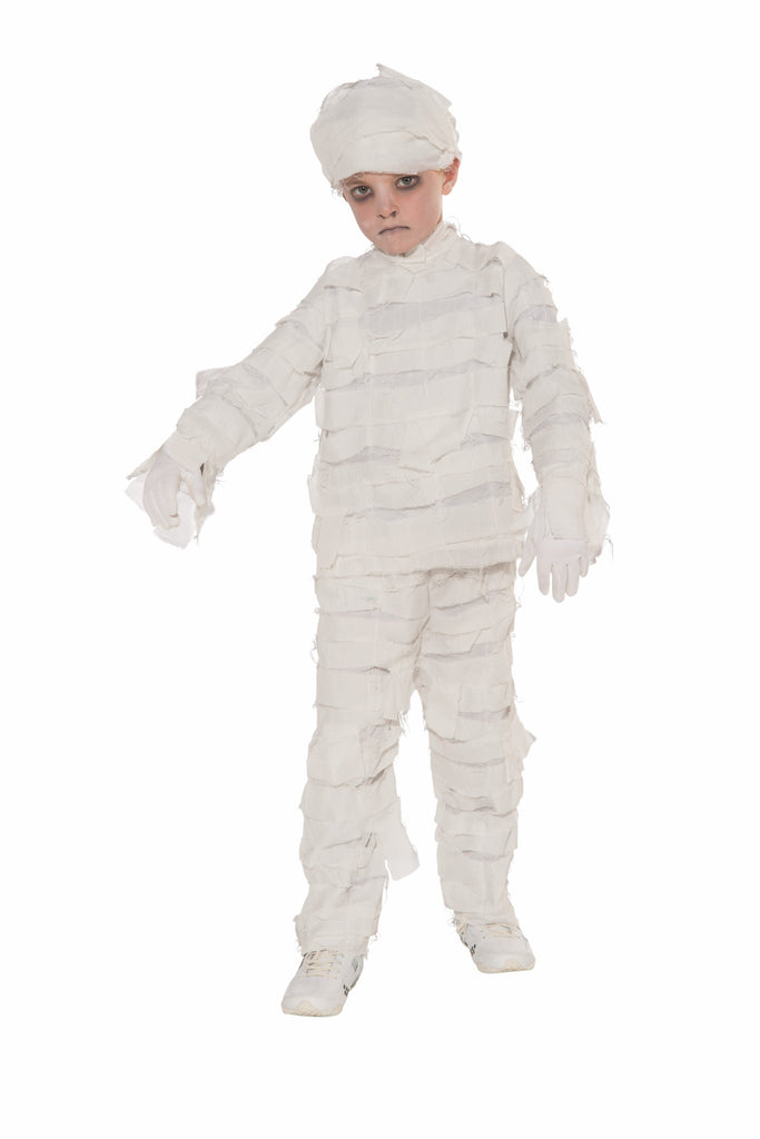 Kids Mummy Costume - HalloweenCostumes4U.com - Kids Costumes