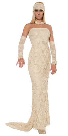 Costume-Mummy-Standard (Female) - HalloweenCostumes4U.com - Costumes