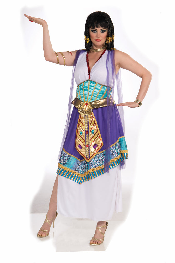 Costume-Lotus Cleopatra-Plus - HalloweenCostumes4U.com - Costumes