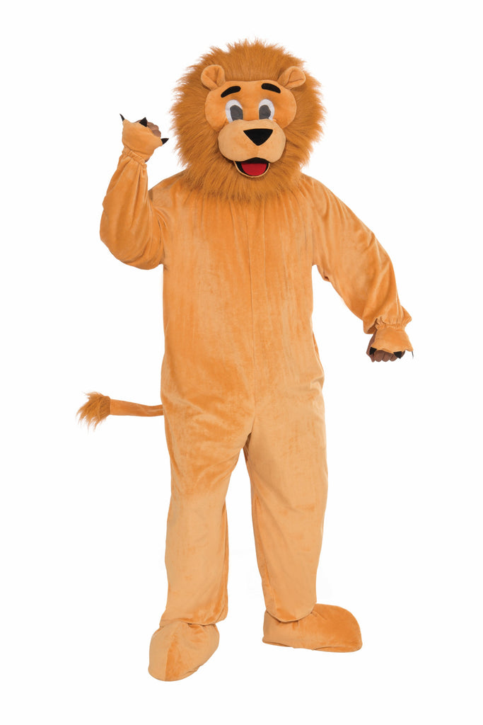 Teens-Mascot-Lion - HalloweenCostumes4U.com - Adult Costumes