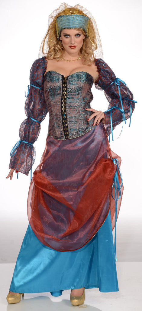 Costume-Courtesan-XL - HalloweenCostumes4U.com - Costumes