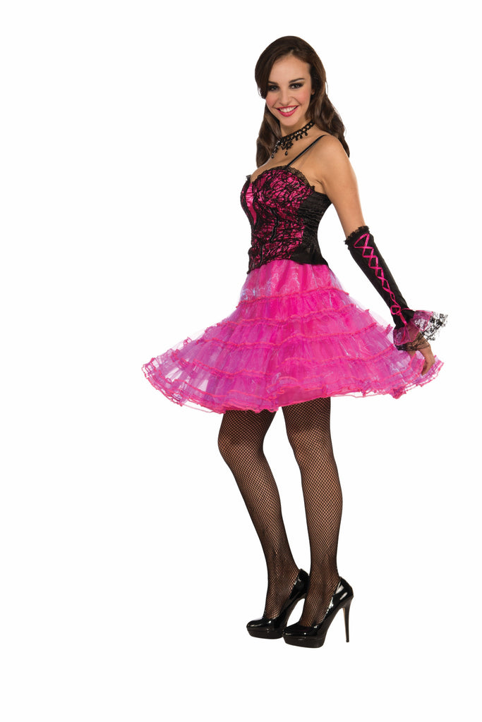 Underskirt-Hot Pink - HalloweenCostumes4U.com - Accessories