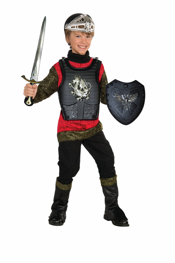 Medieval Knight Accessory Kit - HalloweenCostumes4U.com - Accessories