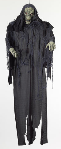 6' Hanging Zombie Prop - HalloweenCostumes4U.com - Decorations