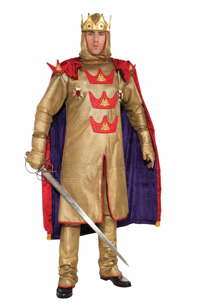 Costume-King Arthur-X-Large - HalloweenCostumes4U.com - Costumes