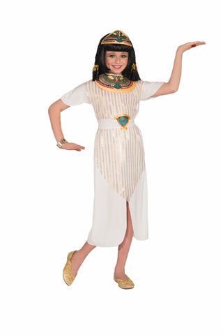 Girls Cleopatra Costume - HalloweenCostumes4U.com - Kids Costumes