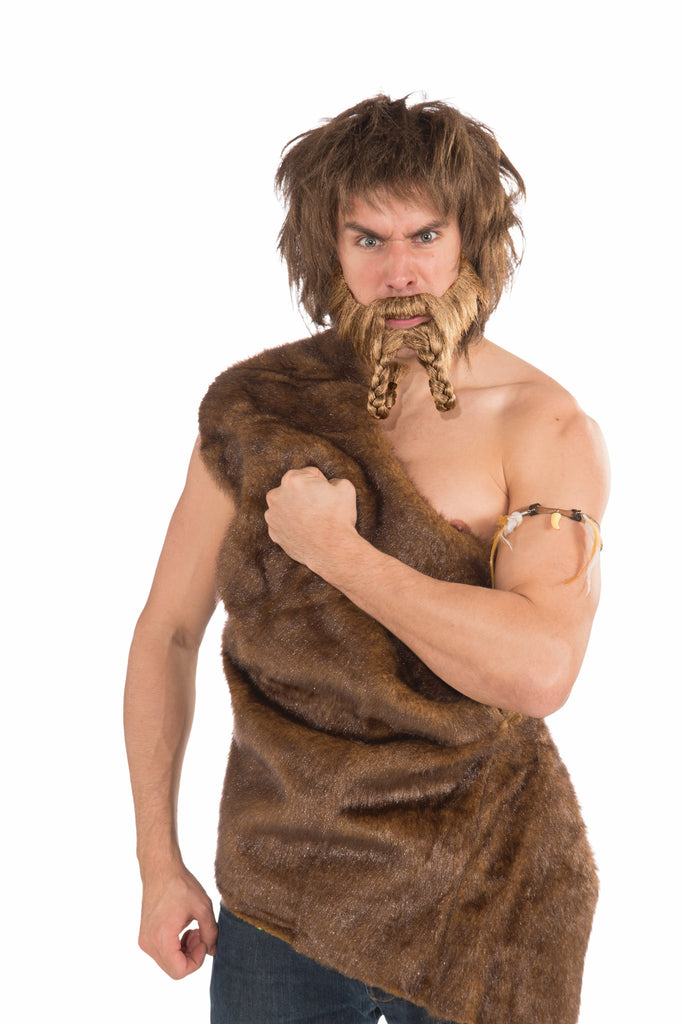 Raider Beard-Brown/Blonde - HalloweenCostumes4U.com - Accessories