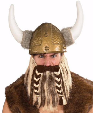 Viking Chieftain Beard - HalloweenCostumes4U.com - Accessories