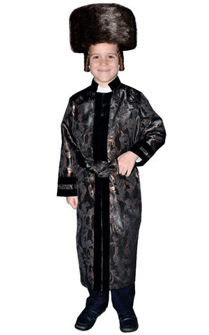 Boys Black Bekitcha Costume - HalloweenCostumes4U.com - Kids Costumes
