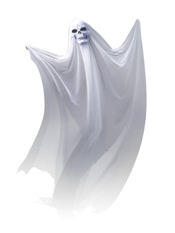 Hanging Ghost Prop - HalloweenCostumes4U.com - Decorations