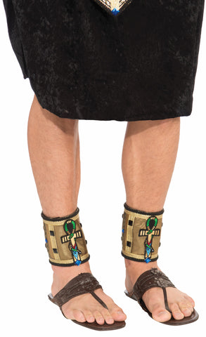 Deluxe Egypt.Ankleband-Male-Pr - HalloweenCostumes4U.com - Accessories