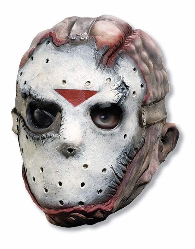 Jason Adult Vinyl Mask - HalloweenCostumes4U.com - Accessories