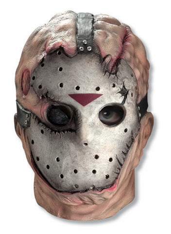 Jason Adult Latex Mask - HalloweenCostumes4U.com - Accessories