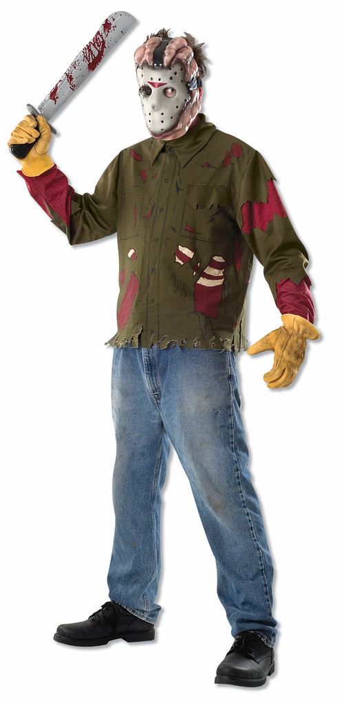 Jason Voorhees-Standard - HalloweenCostumes4U.com - Accessories