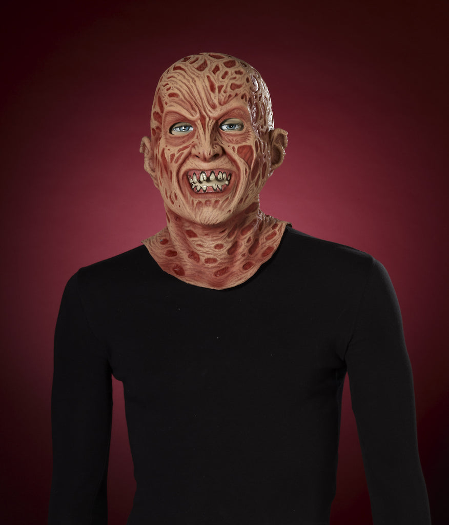 Freddy Super Latex Adult Mask - HalloweenCostumes4U.com - Accessories