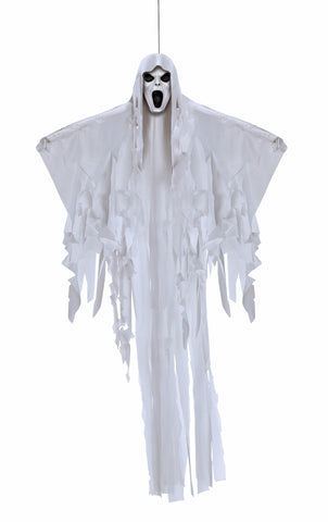 6' Hanging Ghost Prop - HalloweenCostumes4U.com - Decorations