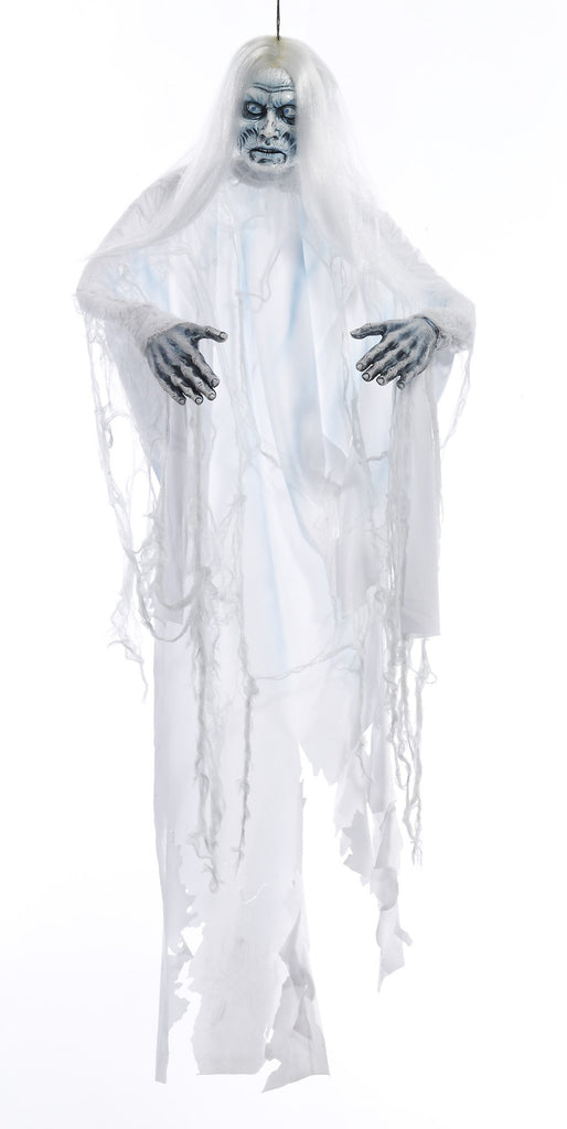 White Shadow Ghost-Hang.Prop - HalloweenCostumes4U.com - Decorations