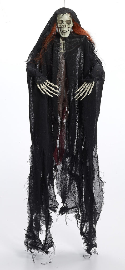 Hanging Reaper Prop-36 Inches - HalloweenCostumes4U.com - Decorations