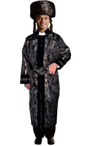 Mens Black Bekitcha Costume - HalloweenCostumes4U.com - Adult Costumes