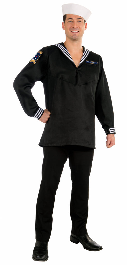High Seas Sailor Top - HalloweenCostumes4U.com - Costumes