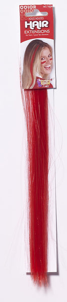 Hair Extensions - Various Colors - HalloweenCostumes4U.com - Accessories - 1