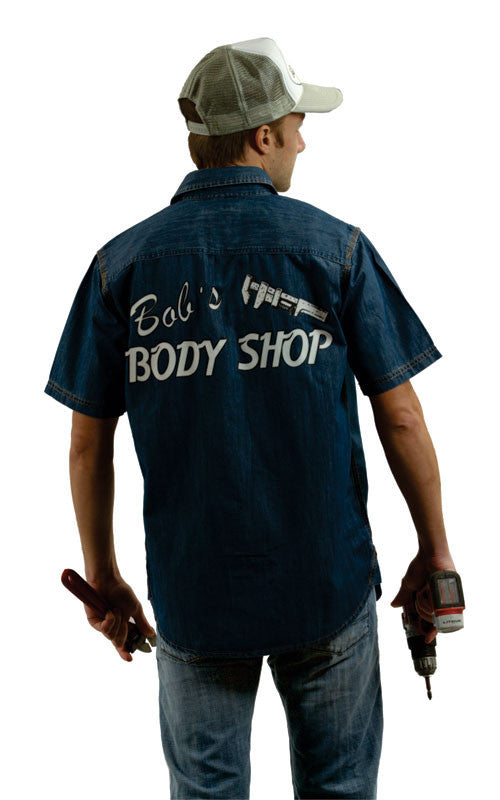 Mens Mike the Mechanic Costume - HalloweenCostumes4U.com - Adult Costumes - 2
