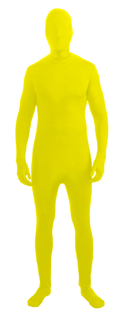 Costume-Disappearing Man-XL-Yellow - HalloweenCostumes4U.com - Costumes