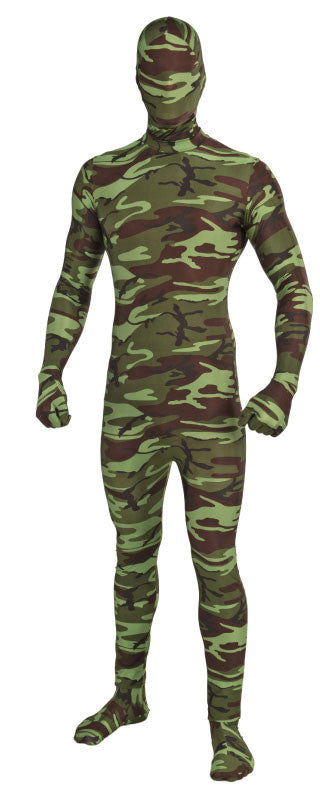 Costume-Disappearing Man-Camo - HalloweenCostumes4U.com - Costumes