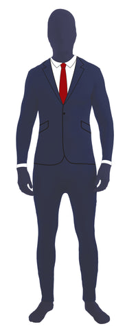 Boys Business Man Skin Suit - HalloweenCostumes4U.com - Kids Costumes