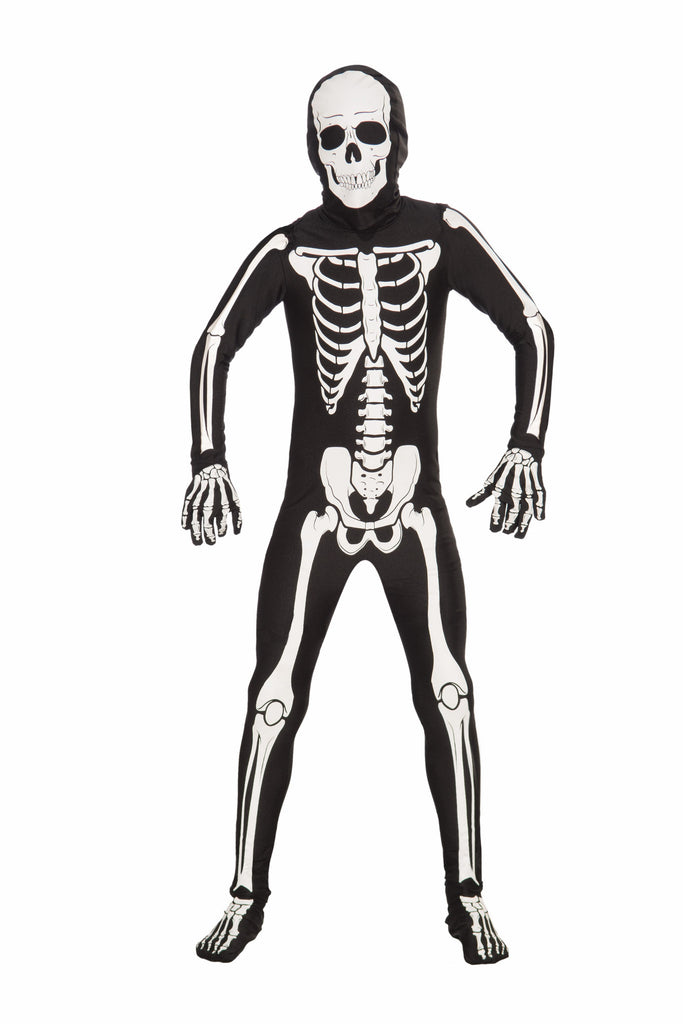 Disappear.Man-Bone Suit-Teen - HalloweenCostumes4U.com - Accessories