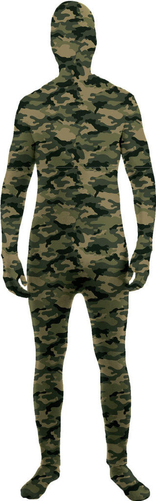 Disappearing Man-Camo-Teen - HalloweenCostumes4U.com - Accessories
