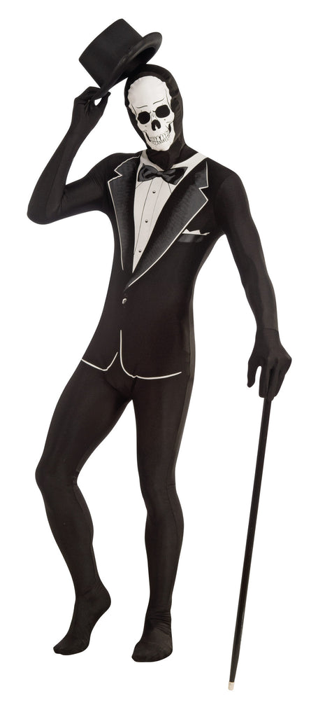 Costume-Disap.Man-Skull-Tuxedo - HalloweenCostumes4U.com - Costumes