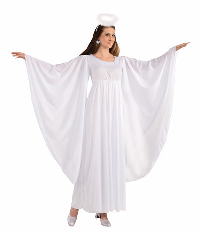 Costume - Angel - Standard - HalloweenCostumes4U.com - Adult Costumes