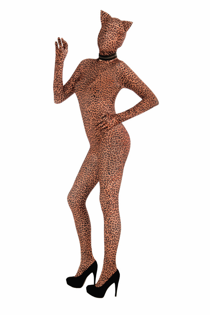 Costume-Disappearing Man-Leopard-St