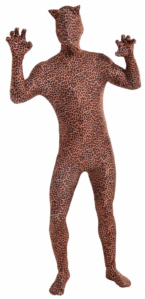 Costume-Disappearing Man-Leopard-XL - HalloweenCostumes4U.com - Costumes