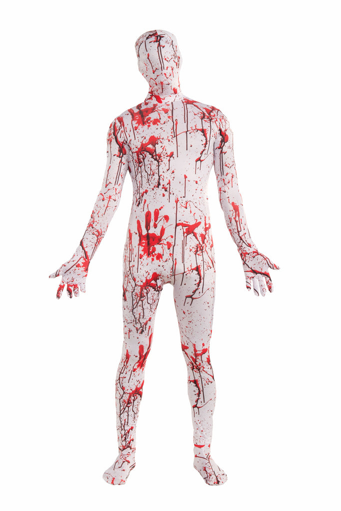 Costume-Disappearing Man-Bloody - HalloweenCostumes4U.com - Costumes