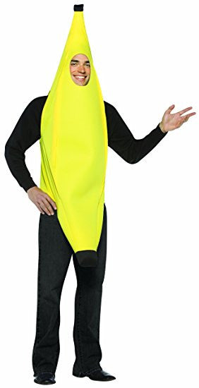 Adults/Teens Banana Costume
