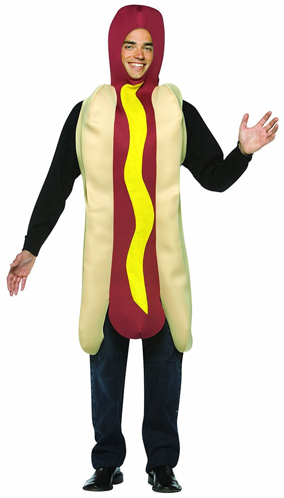 Adults Lightweight Hot Dog Costume