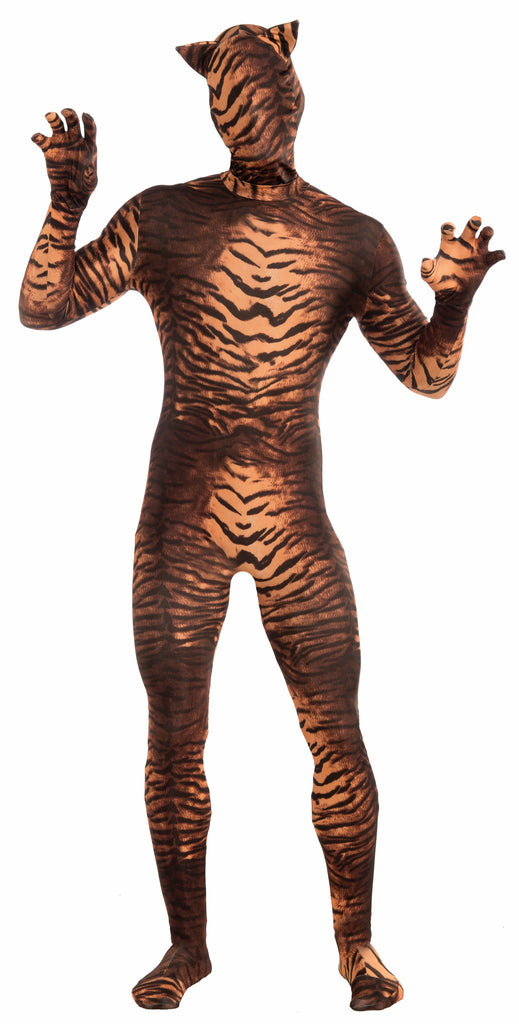 Costume-Disappearing Man-Tiger-XL - HalloweenCostumes4U.com - Costumes
