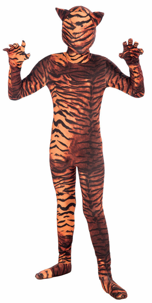 Tiger Second Skin Suit - HalloweenCostumes4U.com - Kids Costumes