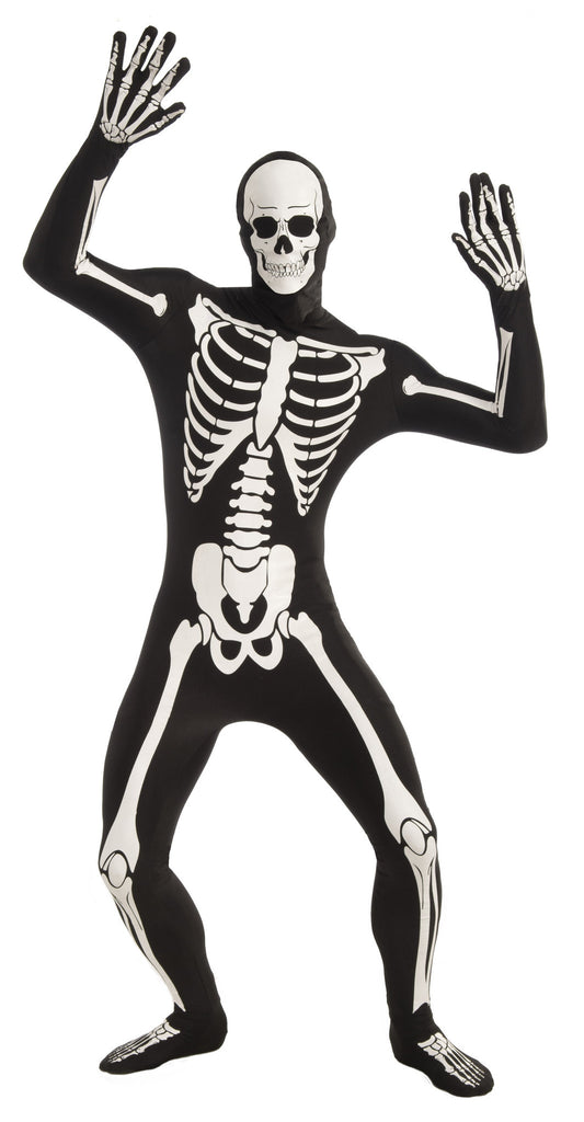 Disapearing Man - Gid - Skeleton - XL