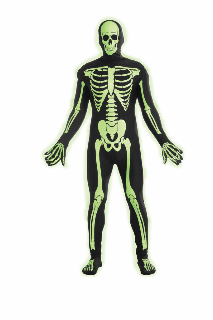 Disapearing Man - Gid - Skeleton - Teen - HalloweenCostumes4U.com - Costumes