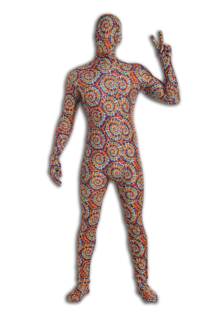 Costume-Disappearing Man-Tie Dye-St - HalloweenCostumes4U.com - Costumes