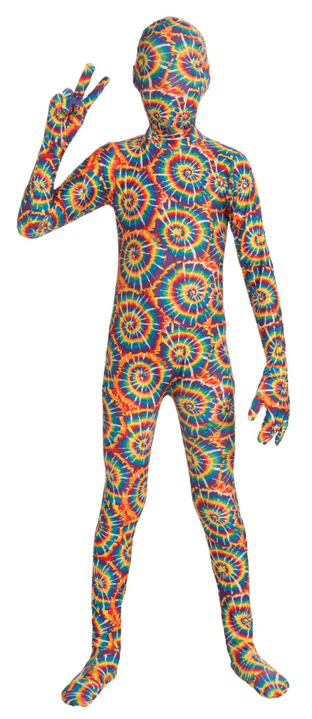 Tie Dye Second Skin Suit - HalloweenCostumes4U.com - Kids Costumes